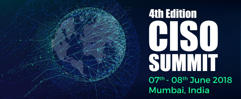 Pre Event Release: 4th Edition CISO Summit –  Artificial Intelligence in Cyber security