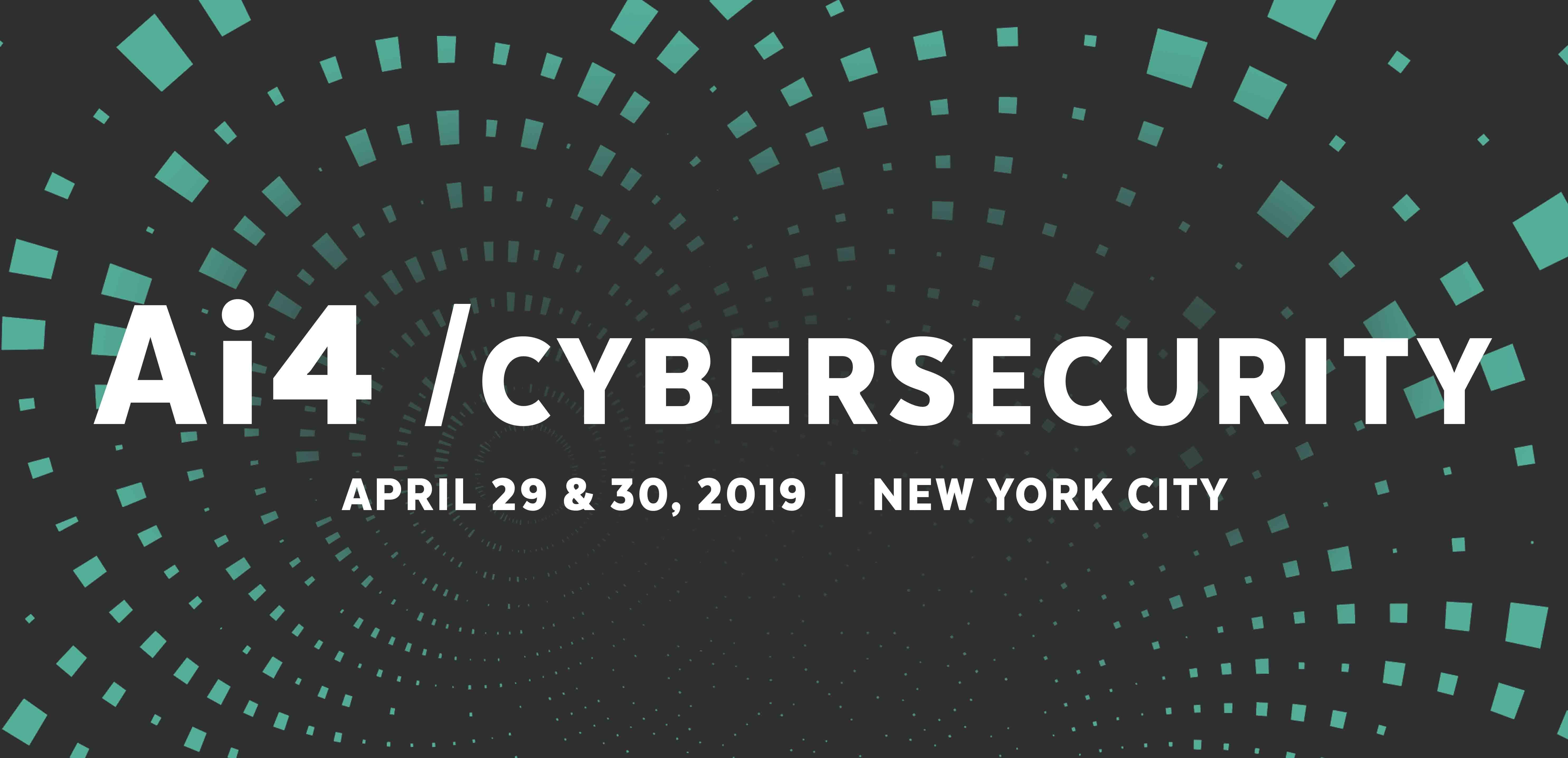 Ai4 Cybersecurity Facebook and Eventbrite Header