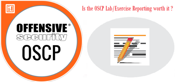 OSCP Lab reporting for 5 marks