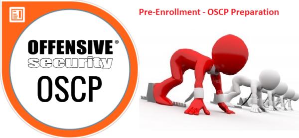 Pre Enrollment OSCP Preparation