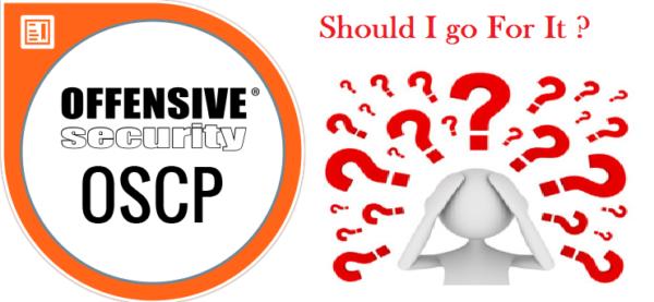 Should i register for OSCP