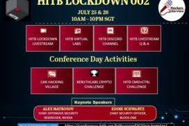 HITB-Lockdown002 – Hackers Interview
