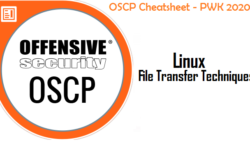 OSCP Blog Series – OSCP CheatSheet – Linux File Transfer Techniques