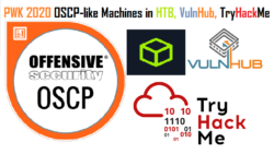 OSCP Blog Series – OSCP-like Machines in HTB, VulnHub, TryHackMe